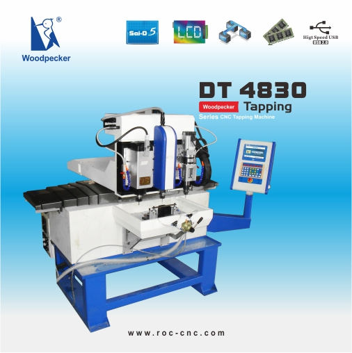 CNC Tapping Machine