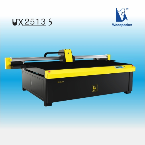 UV flatbed color printing machine